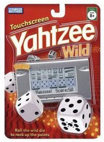 Yahtzee Electronic Wild - Board Game