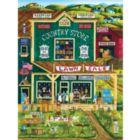Town & Country: The Old Country Store - 300pc EZ Grip Jigsaw Puzzle By Masterpieces