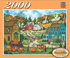 Signature Series: Grandpa's Giant Pumpkin - 2000pc Jigsaw Puzzle by MasterPieces