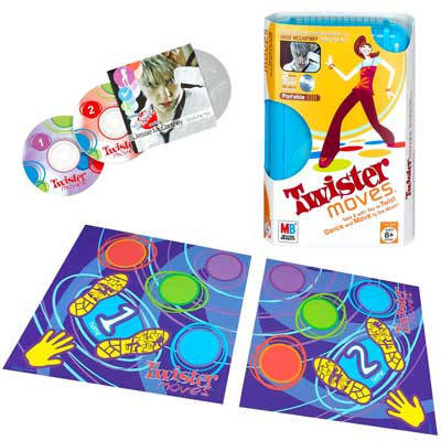 Twister Moves - Party Game