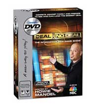 Deal or No Deal - DVD Game