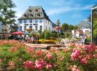 Market Square, Bad Neuenahr-Ahrweiler, Germany - Colorluxe - 1500pc Jigsaw Puzzle by Lafayette Puzzle Factory