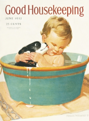 Bath Time - Large Format - 300pc Jigsaw Puzzle by New York Puzzle Company
