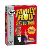 Family Feud 3rd Edition - DVD Game