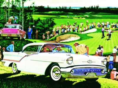 On the Green - 1000pc Jigsaw Puzzle by New York Puzzle Company