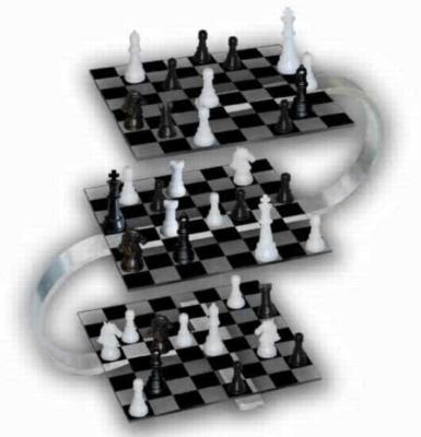 Strato Chess - Chess Set