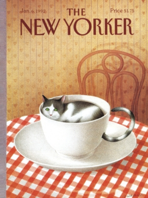 Cattuccino - 1000pc Jigsaw Puzzle by New York Puzzle Company