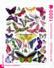 Butterflies/Papillons - 1000pc Jigsaw Puzzle by New York Puzzle Company