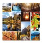 Autumn Snapshots - 1000pc Jigsaw Puzzle by Melissa & Doug