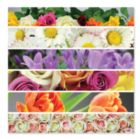 Flower Ribbons - 500pc Jigsaw Puzzle by Melissa & Doug