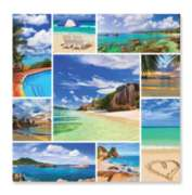 Photos from Paradise - 1000pc Jigsaw Puzzle by Melissa & Doug