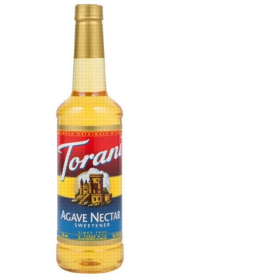 Torani Agave Sweetener - 750ml Plastic Bottle