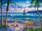 Darrell Bush: Coastal Twilight - 1000pc Jigsaw Puzzle by Buffalo Games