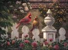 Emily's Garden - 300pc Large Format Jigsaw Puzzle by Buffalo Games