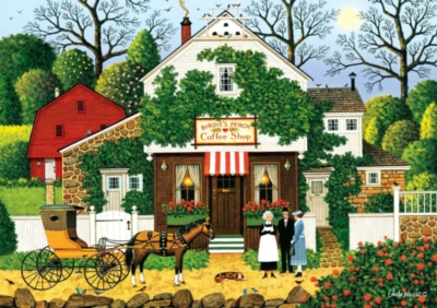 Small Talk - 300pc Jigsaw Puzzle by Buffalo Games