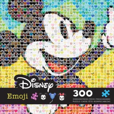 Mickey - Disney Emoji - 300pc Jigsaw Puzzle by Ceaco