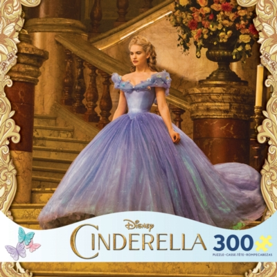 Cinderella On Staircase - 300pc Jigsaw Puzzle by Ceaco