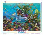 John Enright: Dolphin Paradise - 1500pc Jigsaw Puzzle by Ceaco