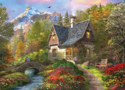 Nordic Morning by Dominic Davison - 1000pc Jigsaw Puzzle by Eurographics