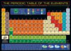 The Periodic Table of Elements - 1000pc Jigsaw Puzzle by Eurographics