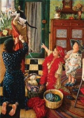 Dress Up - 1000pc Jigsaw Puzzle By Holdson