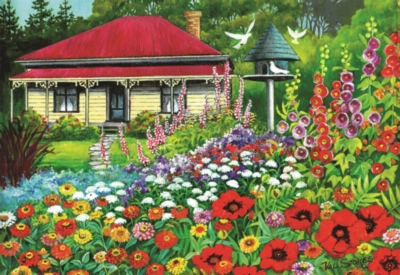 Early Days: Many Memories - 500pc Jigsaw Puzzle by Holdson