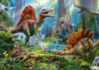 Dinosaurs - 300pc Jigsaw Puzzle by Educa