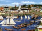 Port Townsend - 1000pc Jigsaw Puzzle by Lafayette Puzzle Factory