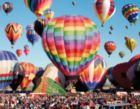 Albuquerque Balloon Fiesta - 1000pc Jigsaw Puzzle by Lafayette Puzzle Factory