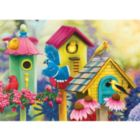 Friendly Neighbors II - 1000pc Jigsaw Puzzle by Lafayette Puzzle Factory
