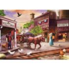 Wild West - 1000pc Jigsaw Puzzle by Lafayette Puzzle Factory