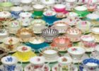 More Teacups - 1000pc Jigsaw Puzzle by Cobble Hill