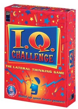 IQ Challenge Game - Puzzle Game