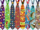 Father's Day Ties - 500pc Jigsaw Puzzle by Cobble Hill