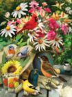 Garden Birds - 500pc Jigsaw Puzzle by Cobble Hill