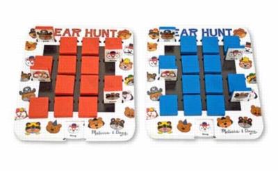 Bear Hunt - Flip to Win Travel Game