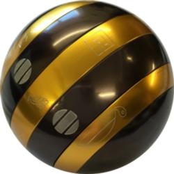 ISIS Metal Brain Teaser w/ Leather Box - Titanium & Gold Edition