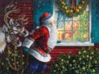 Gifts From Santa - 500pc Jigsaw Puzzle By Springbok