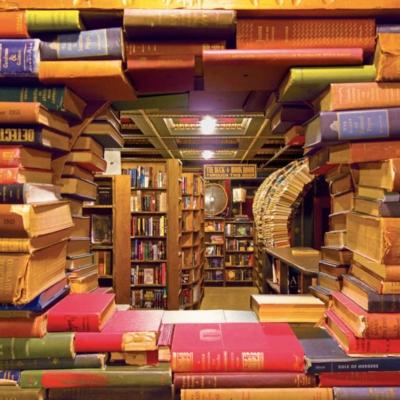 Book Shop - 500pc Jigsaw Puzzle By Springbok
