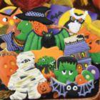 Terrorific Treats - 500pc Jigsaw Puzzle By Springbok