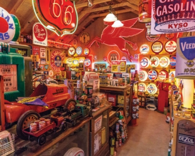 Route 66 - 1000pc Jigsaw Puzzle By Springbok