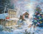 Country Christmas Store - 1000pc Jigsaw Puzzle By Springbok