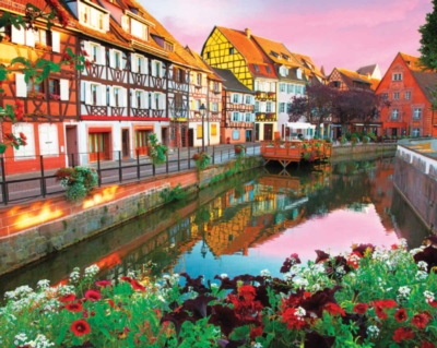 Colmar, France - 1000pc Jigsaw Puzzle By Springbok