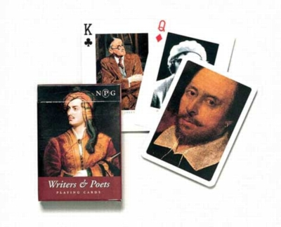 Writers & Poets - Playing Cards