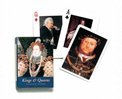 Kings & Queens - Playing Cards