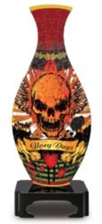 Skull Tattoo - 160pc 3D Puzzle Vase