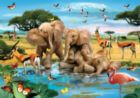 Making A Splash - 60pc Jigsaw Puzzle By White Mountain