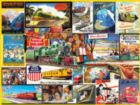 Travel By Train - 1000pc Jigsaw Puzzle By White Mountain
