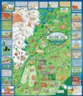 Jackson Hole - 1000pc Jigsaw Puzzle By White Mountain