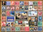 Presidential Stamps - 1000pc Jigsaw Puzzle By White Mountain